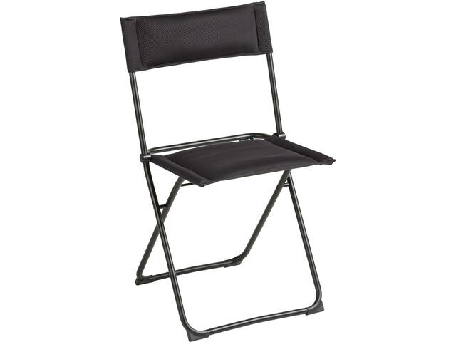 Lafuma Mobilier Balcony - Siège camping - Air Comfort noir